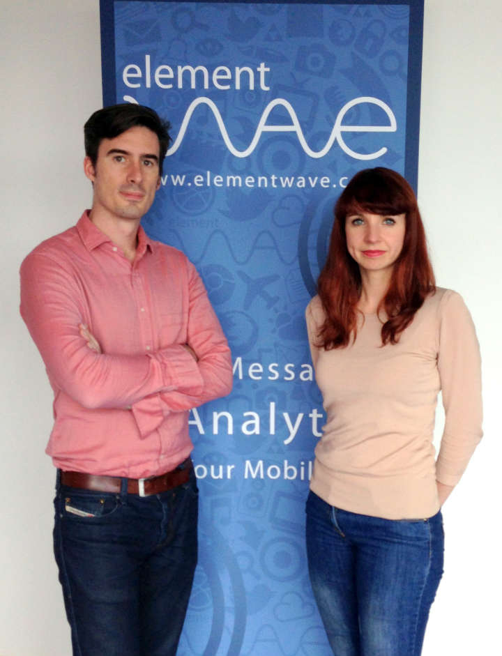 Dorothy and James of Element Software